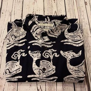 Robert Stock Whale Shirt